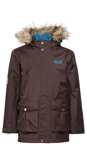 Jack Wolfskin Rhode Island Parka Boys ground